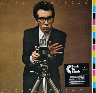 Elvis Costello -This Year's Model (LP)