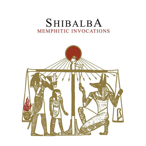 Shibalba - Memphitic Invocations (LP, gold vinyl)