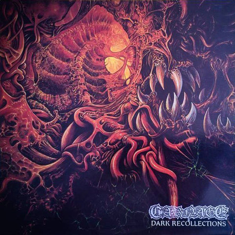 Carnage - Dark Recollections (LP)