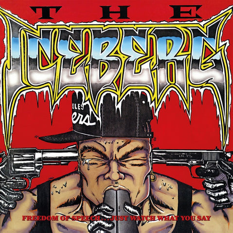 Ice-T ‎– The Iceberg [Freedom Of Speech... Just Watch What You Say] (LP, 180g)