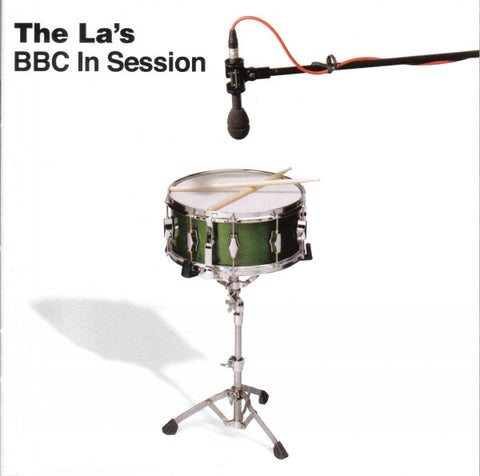 The La's - BBC In Session (LP, Ltd. Gatefold, Transparent Green Vinyl)
