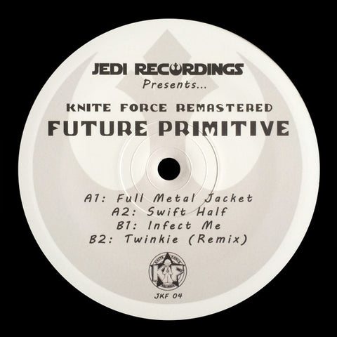 "Future Primitive ‎- Kniteforce Remastered: Future Primitive (12"")"