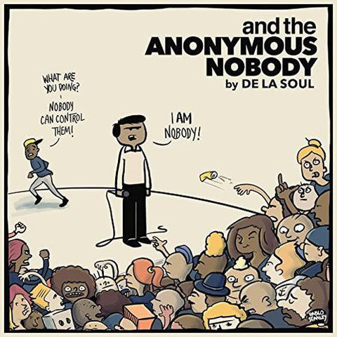 De La Soul - And The Anonymous Nobody (2xLP, Gatefold, 180g Black Vinyl)