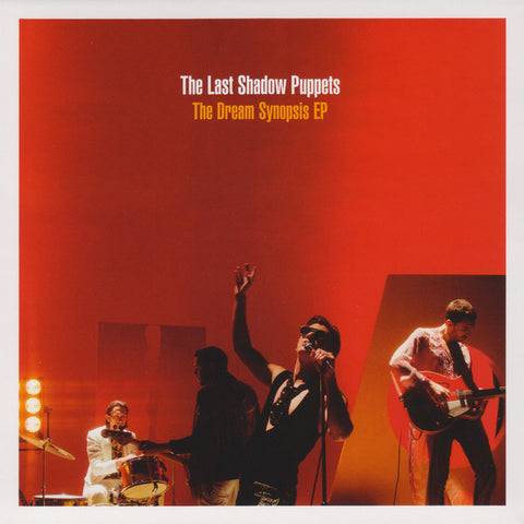 Last Shadow Puppets, The - The Dream Synopsis EP (CD)