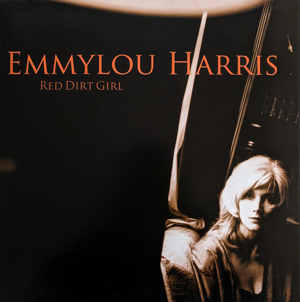 Emmylou Harris - Red Dirt Girl (2xLP, Red vinyl)
