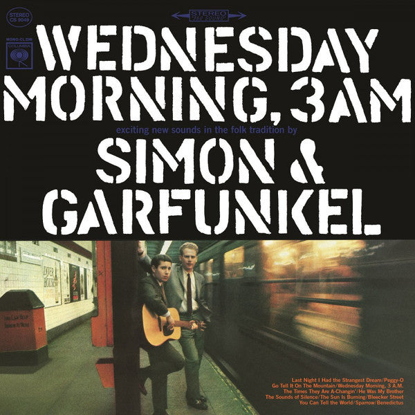 Simon & Garfunkel - Wednesday Morning, 3 A.M. (LP, 180g)