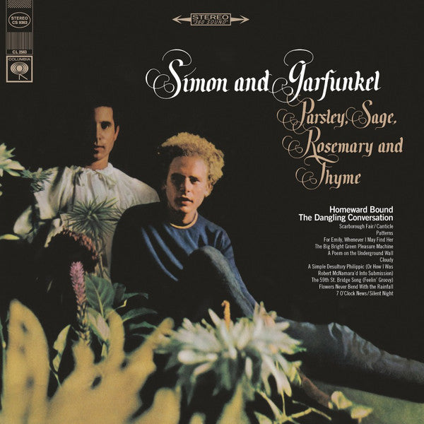 Simon And Garfunkel ‎- Parsley, Sage, Rosemary And Thyme (LP 180g)