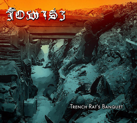 Jowisz - Trench Rat's Banquet (CD, Digipak)