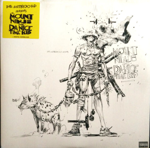 Die Antwoord - Mount Ninji And Da Nice Time Kid (2xLP)