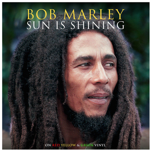Bob Marley - Sun Is Shining 3xLP (Red, Yellow & Green vinyl)