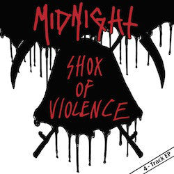 Midnight - Shox Of Violence (LP)