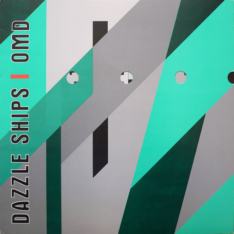 Orchestral Manoeuvres In The Dark - Dazzle Ships (LP, 180g Vinyl)