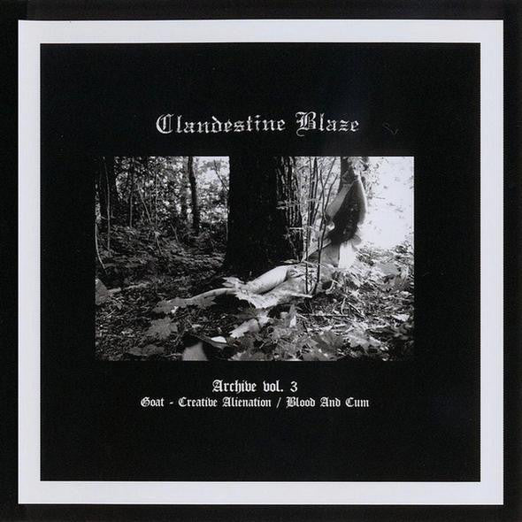 Clandestine Blaze - Archive vol. 3 (CD)