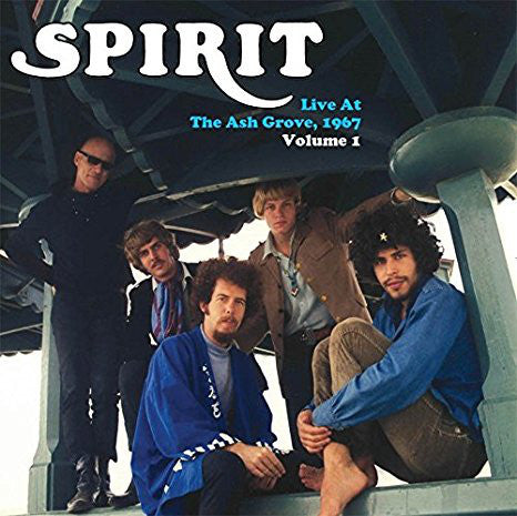 Spirit - Live At The Ash Grove, 1967 Volume 1 (2xLP, Gatefold)