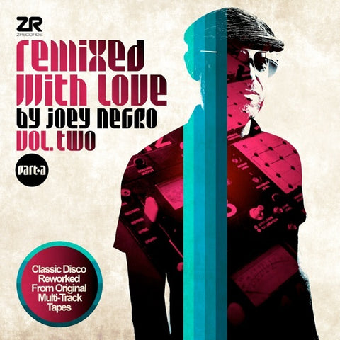 PREORDER - Various - Remixed With Love by Joey Negro Vol.2 Part A (2xLP)