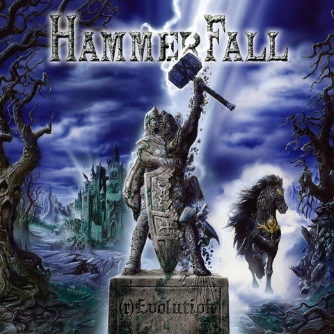 Hammerfall - (r)Evolution - Digipack