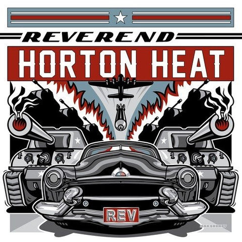 Reverend Horton Heat - Rev (CD)