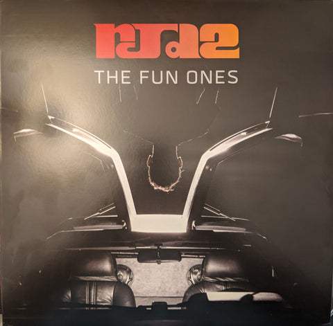 RJD2 - The Fun Ones (LP, Yellow vinyl)