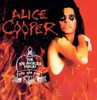 Alice Cooper - The Los Angeles Forum 17th June 1975 CD