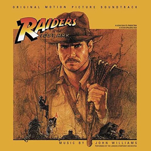 PREORDER - John Williams, LSO - Raiders Of The Lost Arc OST (2xLP)