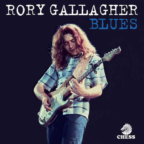 Rory Gallagher - Blues (2xLP, Blue Vinyl)