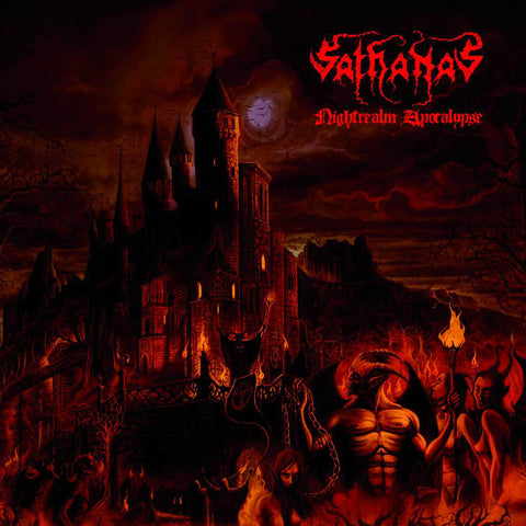 Sathanas - Nightrealm Apocalypse (LP)
