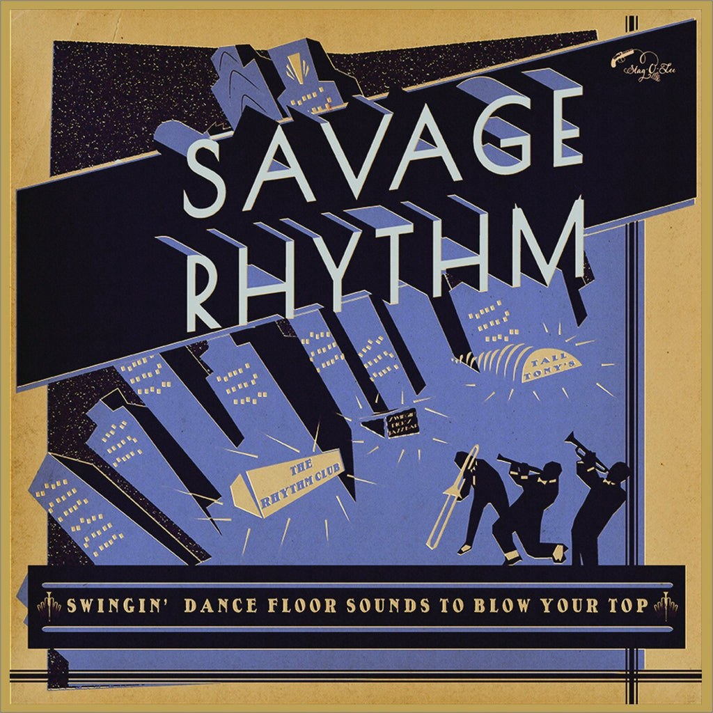Various Artists - Savage Rhythm