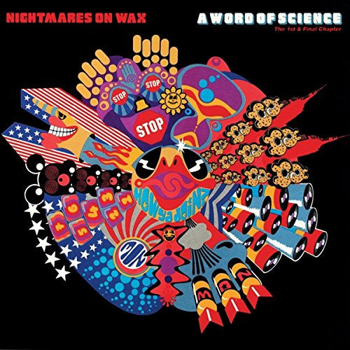Nightmares on Wax - A Word Of Science: The First And Final Chapter: The 1st & Final Chapter (Reissue 2014) 2xLP