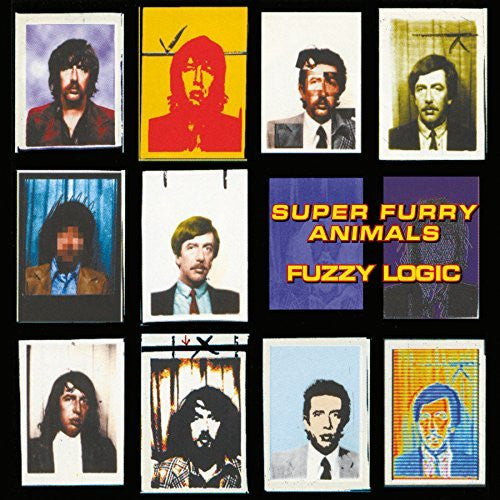 Super Furry Animals - Fuzzy Logic (LP, 2016 Reissue)