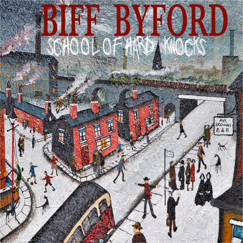 Biff Byford - School of Hard Knocks (CD, Digipak)