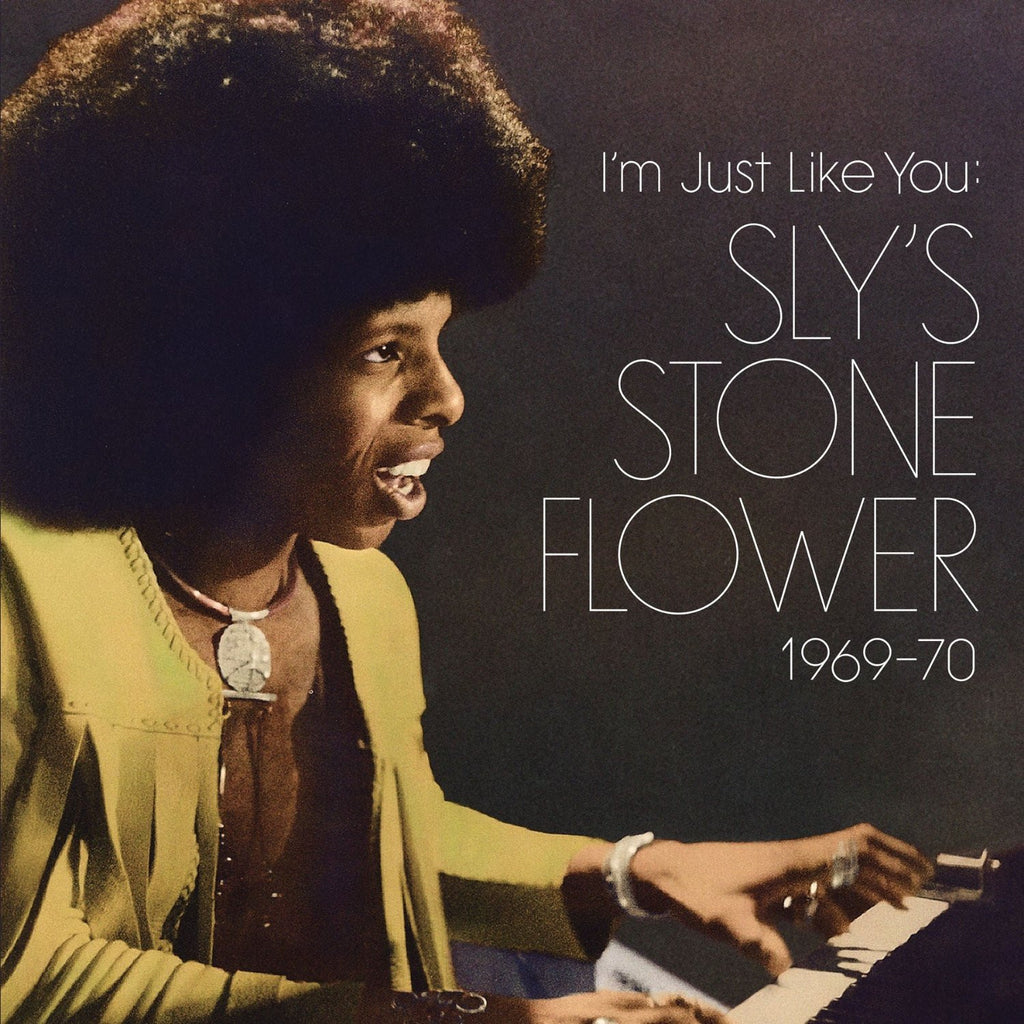 Sly Stone - I'm Just Like You - Sly's Stone Flower 1969-70 (2xLP)