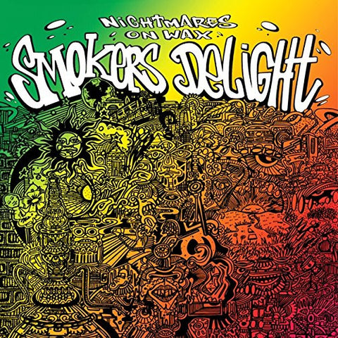 Nightmares on Wax - Smokers Delight (Reissue 2014) 2xLP