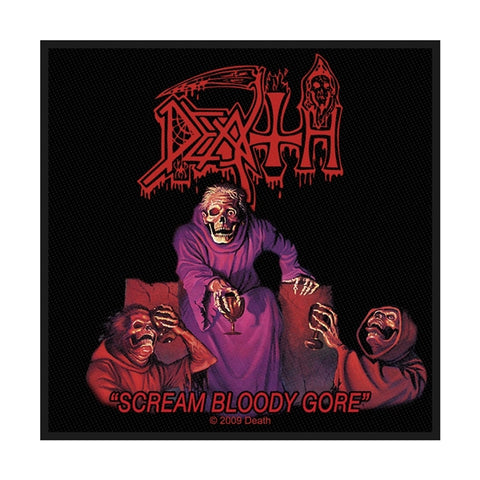 Death - Scream Bloody Gore (Patch)