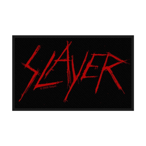 Slayer - Logo (Patch)