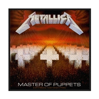 Metallica - Master Of Puppets (Patch)