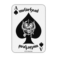 Motorhead - Playing Card (Patch)
