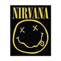 Nirvana - Smiley (Patch)