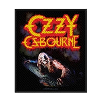 Ozzy Ozbourne - Bark At The Moon (Patch)