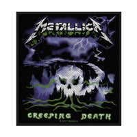 Metallica - Creeping Death (Patch)