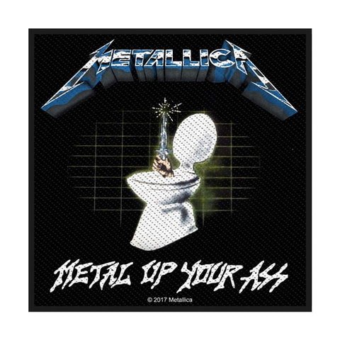 Metallica - Metal Up Your Ass (Patch)