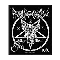 Rotting Christ - Black Metal (Patch)