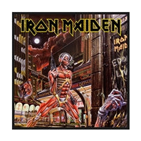 Iron Maiden - Somewhere In Time (Patch)