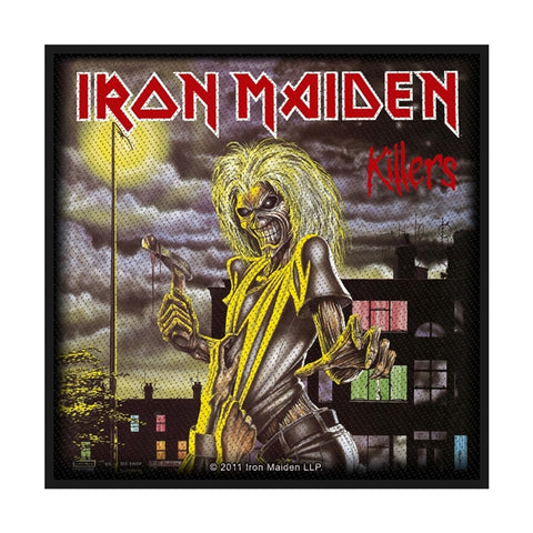 Iron Maiden - Killers (Patch)