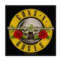 Guns 'n' Roses - Bullet Logo (Patch)