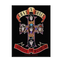 Guns 'n' Roses - Cross Logo (Patch)