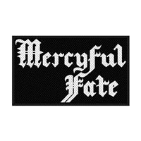 Mercyful Fate - Logo (Patch)