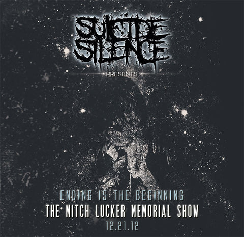 Suicide Silence - The Mitch Lucker Memorial Show (Ending Is The Beginning) CD + DVD