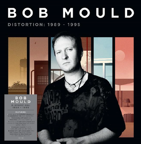 Bob Mould / Sugar - Distortion: 1989-1995 (Indies Signed Exclusive) (8x Splatter LP Boxset)