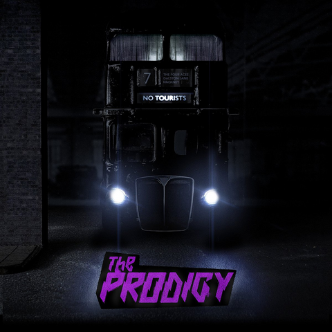 PREORDER - Prodigy, The - No Tourists (2xLP, Gatefold Indie Excl. Clear Violet Vinyl)