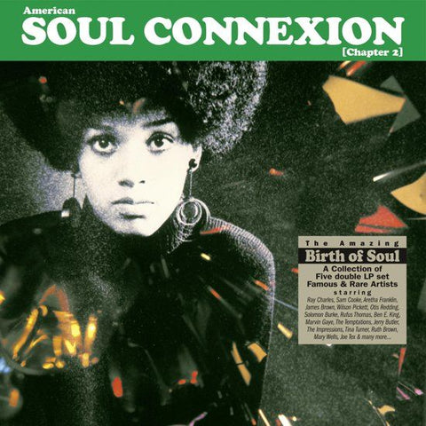 Various - American Soul Connexion - Chapter 2 (2xLP)